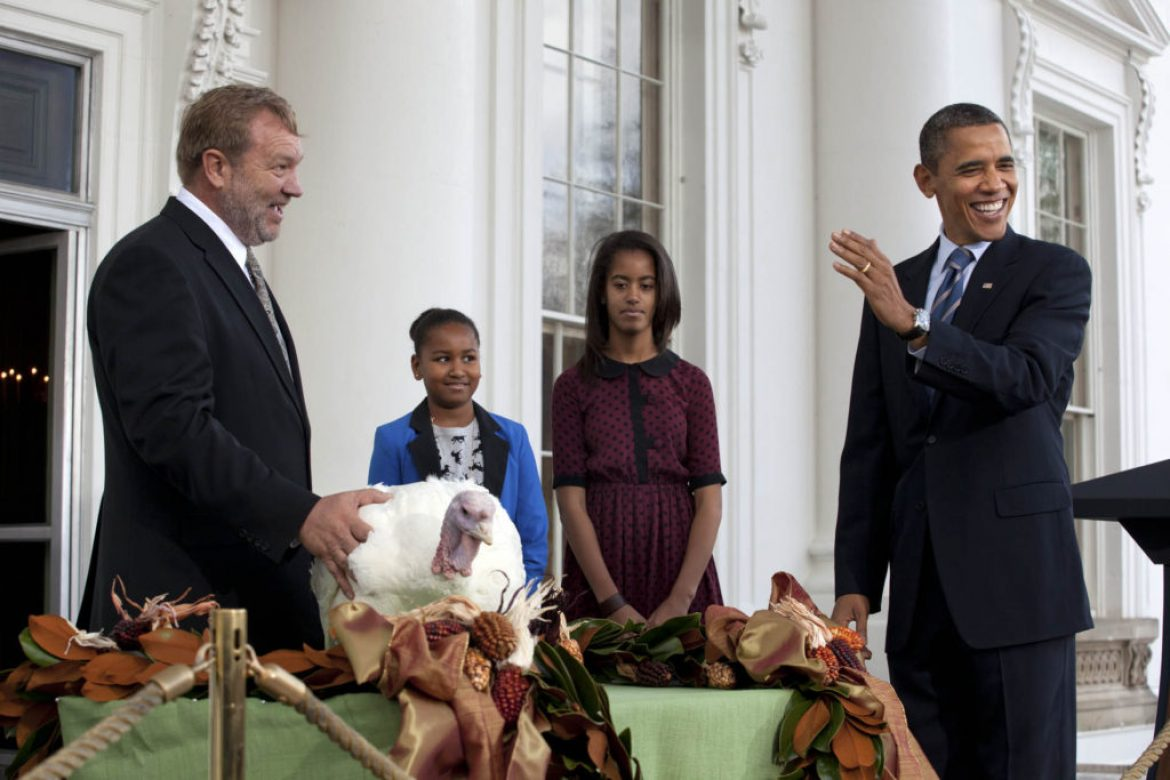 Thanksgiving Pardon